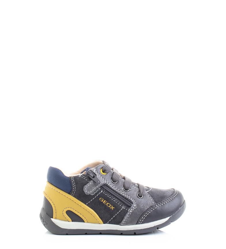 Comprar GEOX Ogni sneaker grigia, gialla