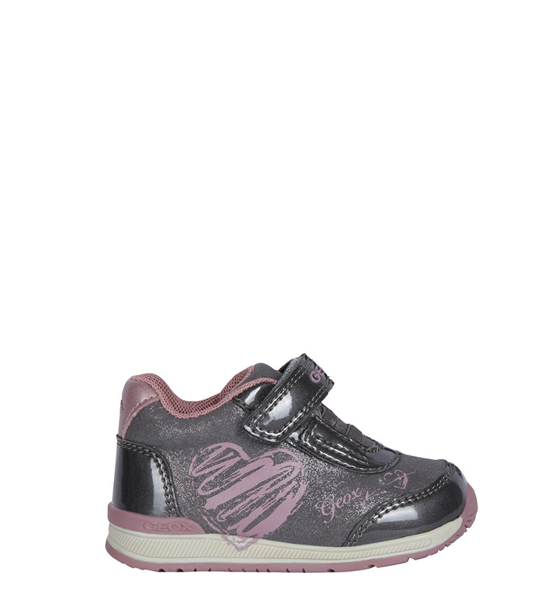 Comprar GEOX Tênis Rishon cinza, rosa