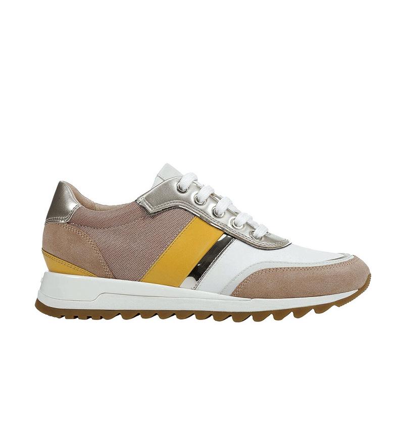 Comprar GEOX Chaussures Tabelya beige, blanc