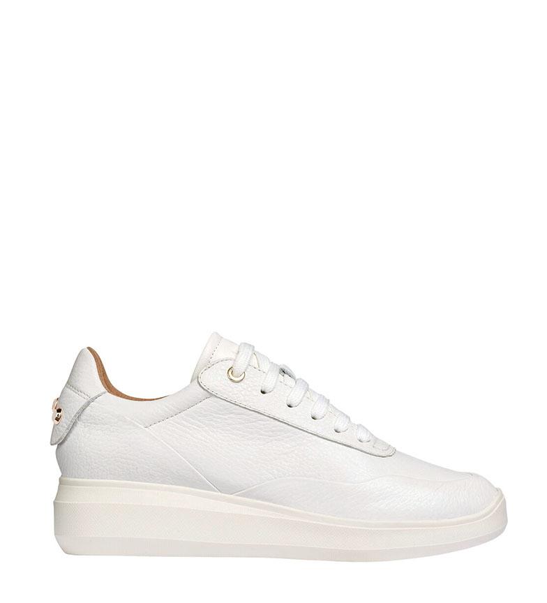 Comprar GEOX Chaussures en cuir Rubidia blanc