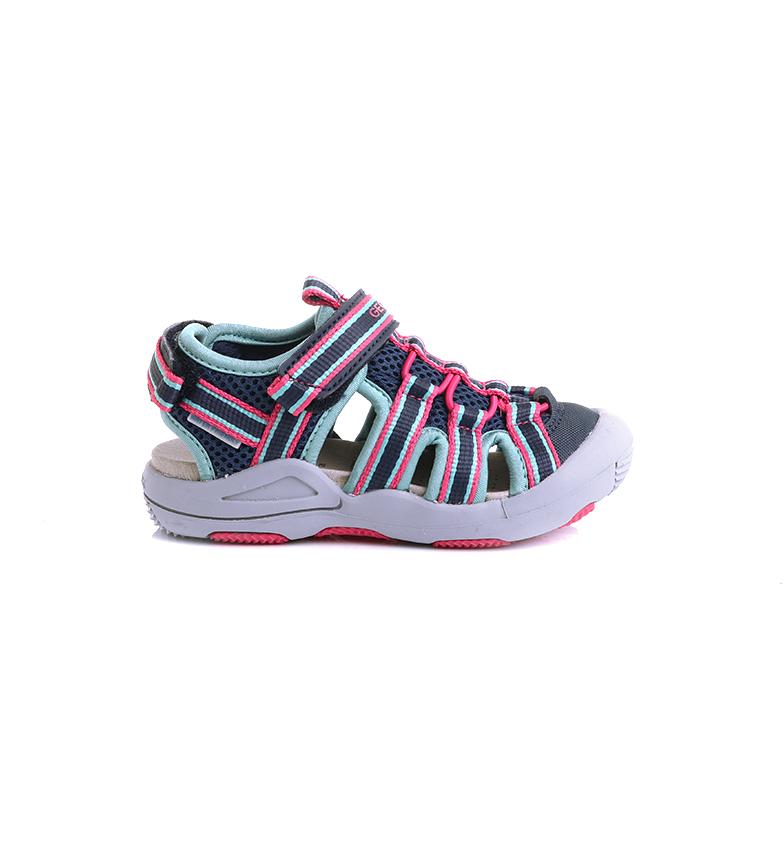 Comprar GEOX Sandals Kyle G A navy, pink