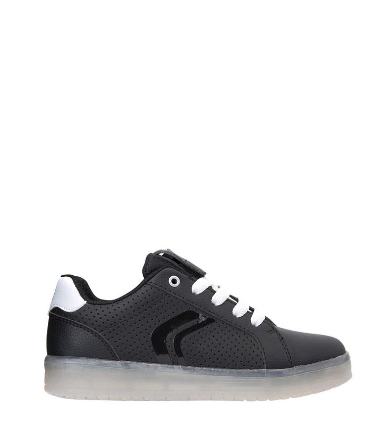 Comprar GEOX Chaussures Kommodor noir, blanc