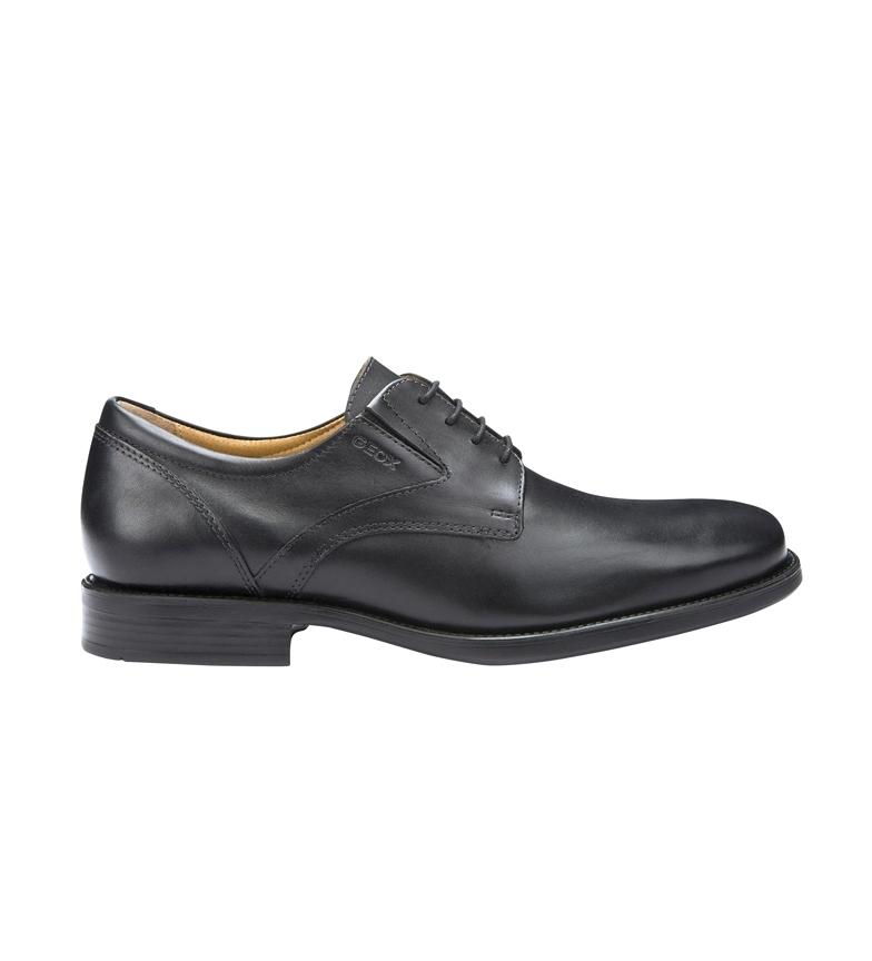 Comprar GEOX Federico chaussures en cuir noir