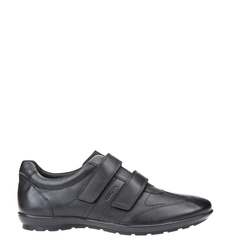 Comprar GEOX Símbolo sapatos de couro preto