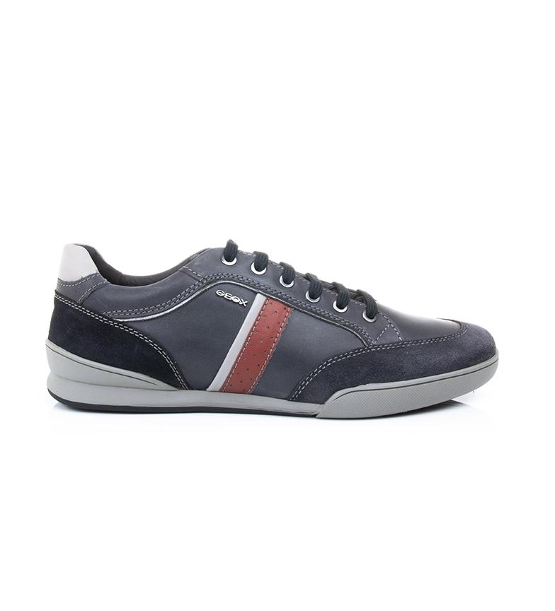 Comprar GEOX Kristof Marine Chaussures de course à pied