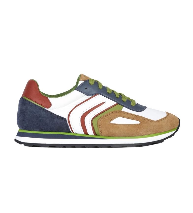 Comprar GEOX Vincit brown shoes