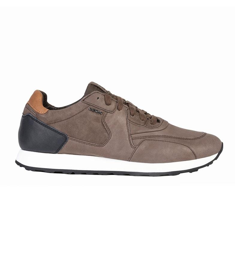 Comprar GEOX Chaussures en cuir Vincit marron