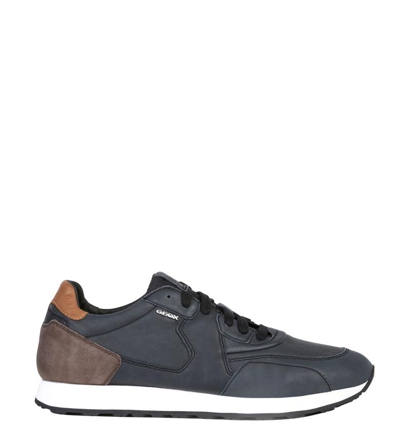 Comprar GEOX Chaussures Homme Vincit noires, marron