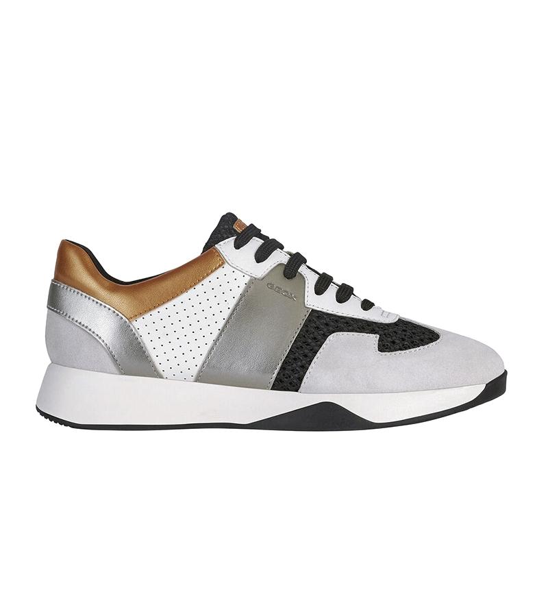Comprar GEOX Suzzie shoes noir, blanc cassé