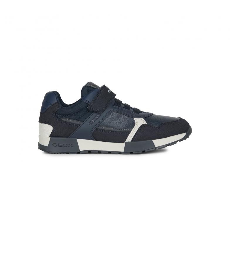 GEOX Chaussures J Alfier navy