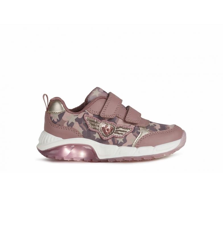 GEOX Baskets J Spaziale rose