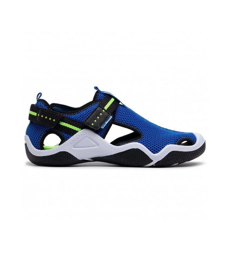 Comprar GEOX Wader sandals blue, green