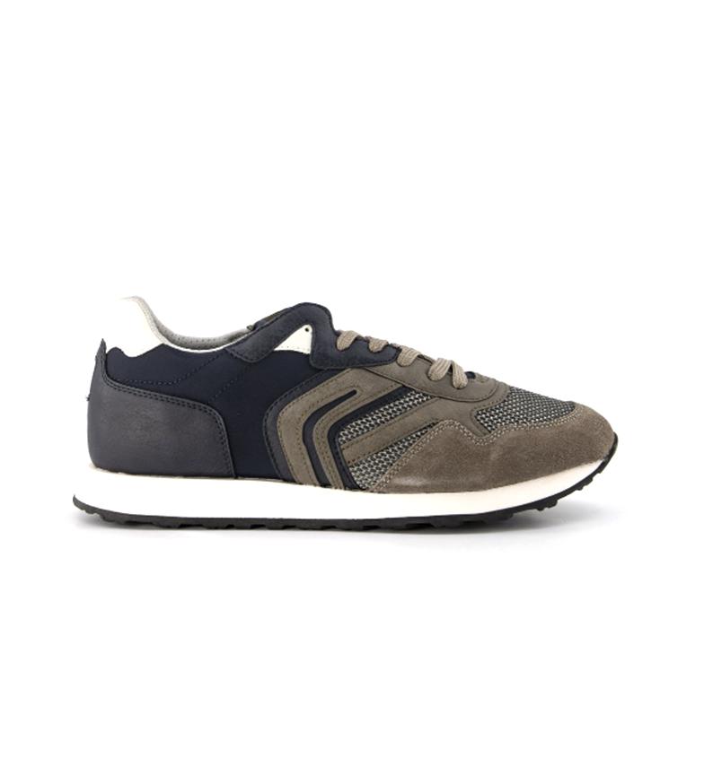 Comprar GEOX Sneakers Vincit U155VA marinha, castanho
