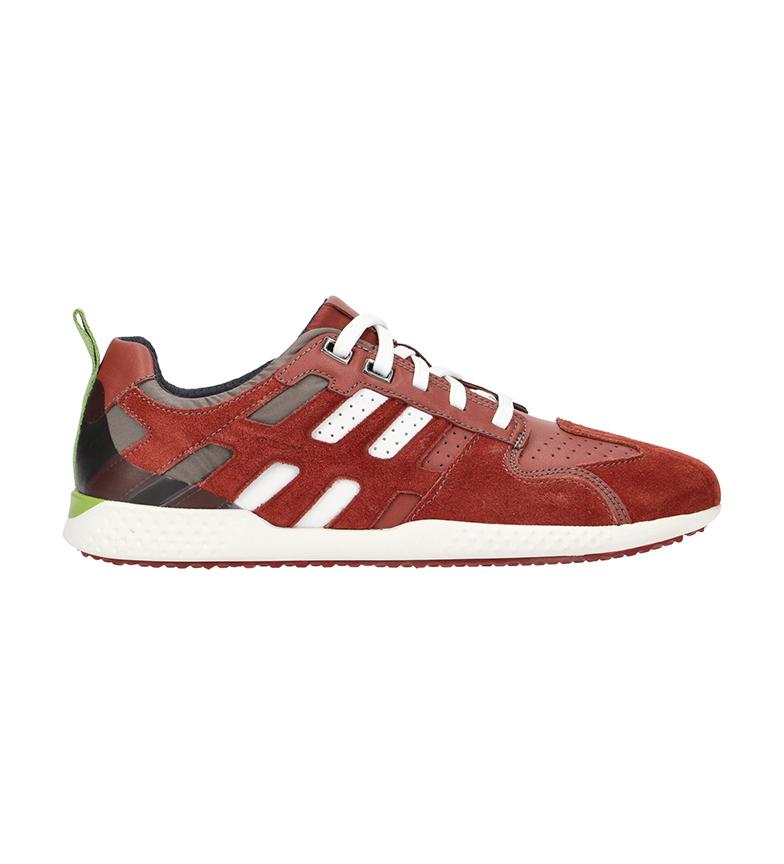 Comprar GEOX U Snake.2 A scarpe rosse