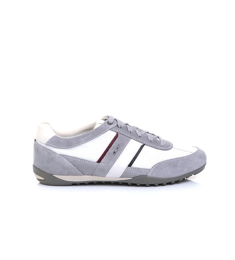 Comprar GEOX U Wells chaussures grises, blanches