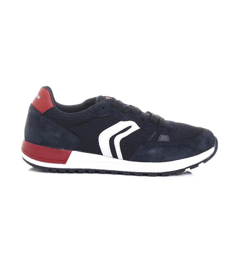 Comprar GEOX Alben sneakers, red