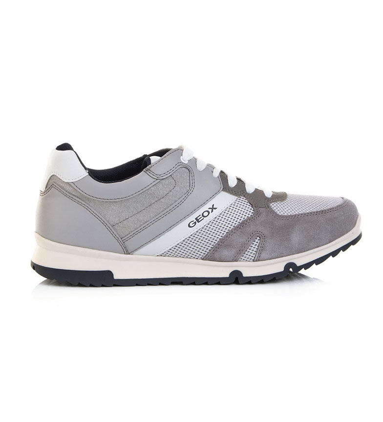 Comprar GEOX Sapatos Grey Wilmer