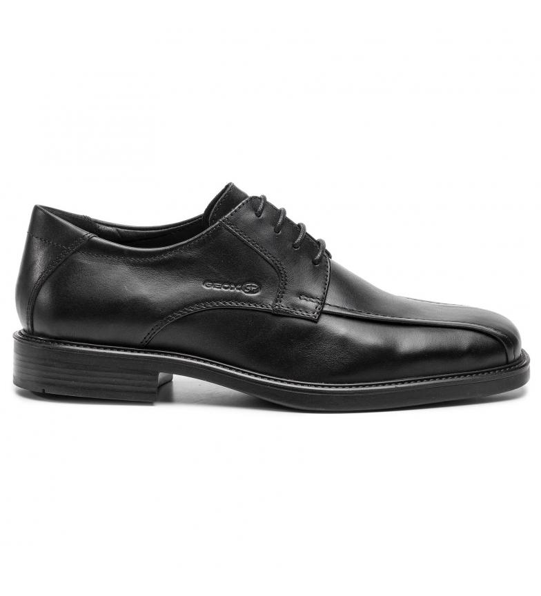 Comprar GEOX Sapatos de couro U Brandolf A preto