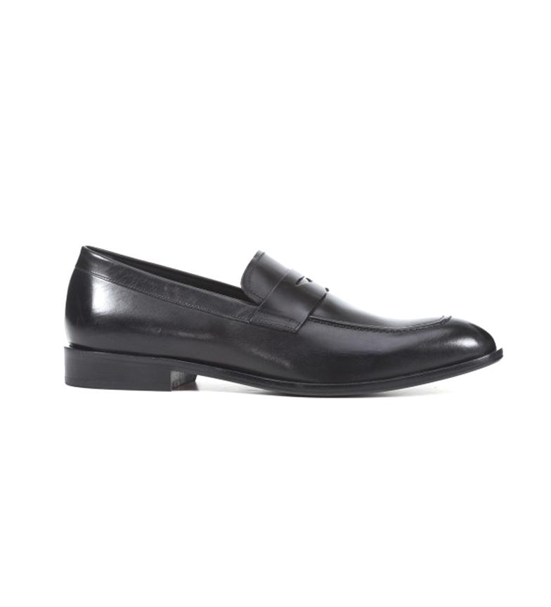 Comprar GEOX Saymore D scarpe di pelle nera