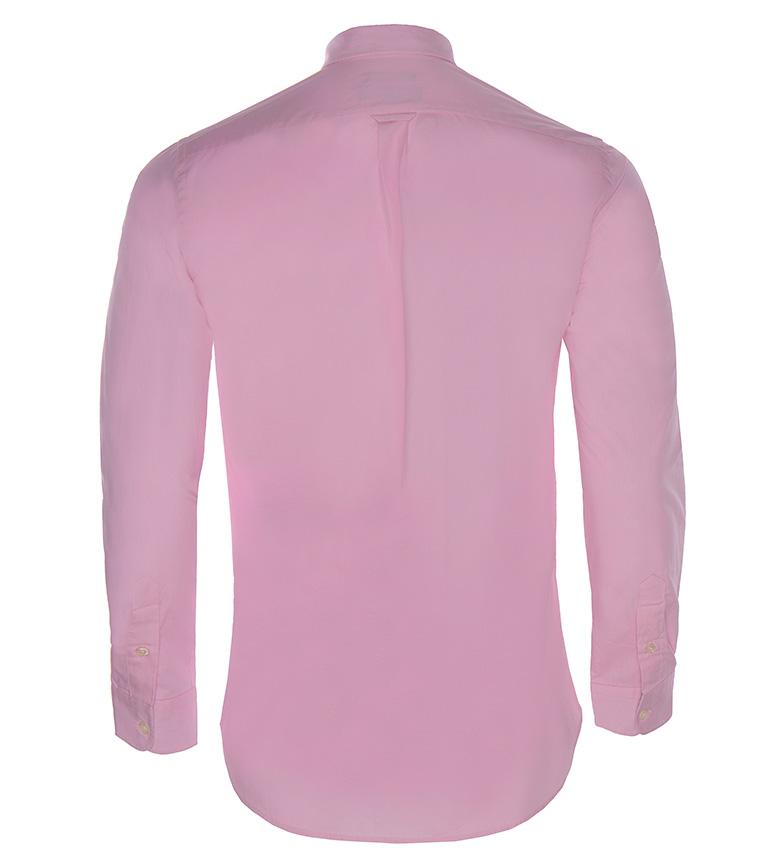 Giorgio Di Mare Camisa Blou rosa
