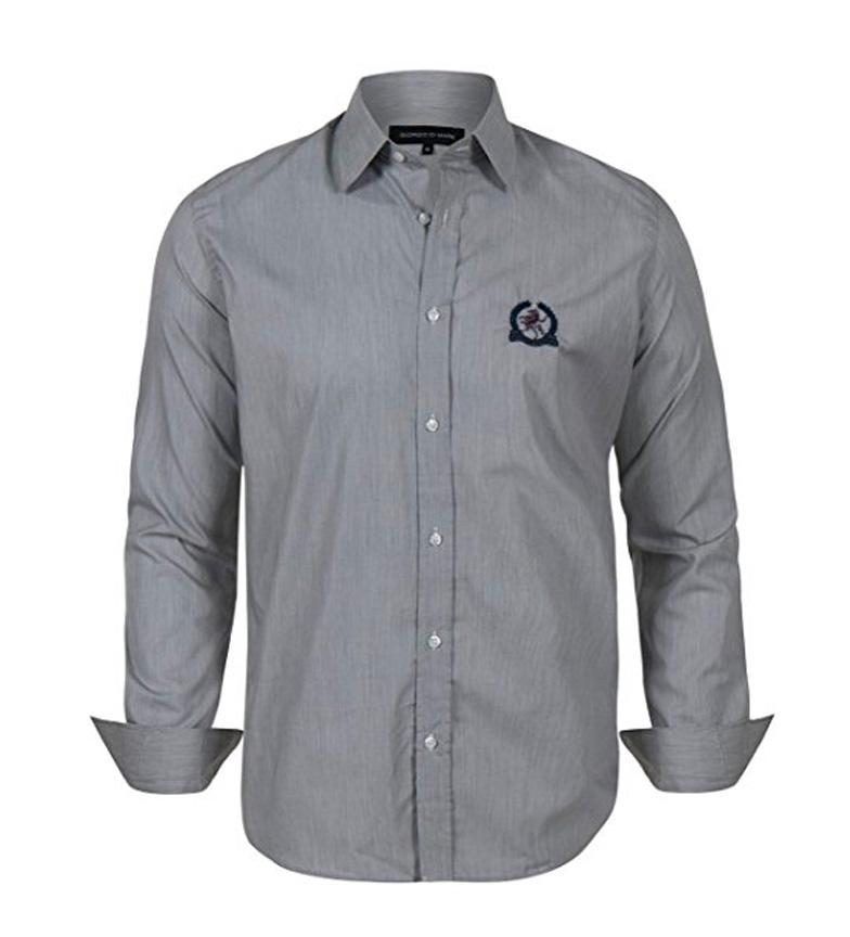 Comprar Giorgio Di Mare Crush chemise grise