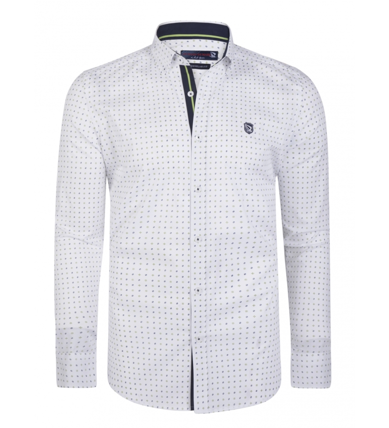 Mare Di Blanco Fitz Camisa Giorgio lFcTJK1