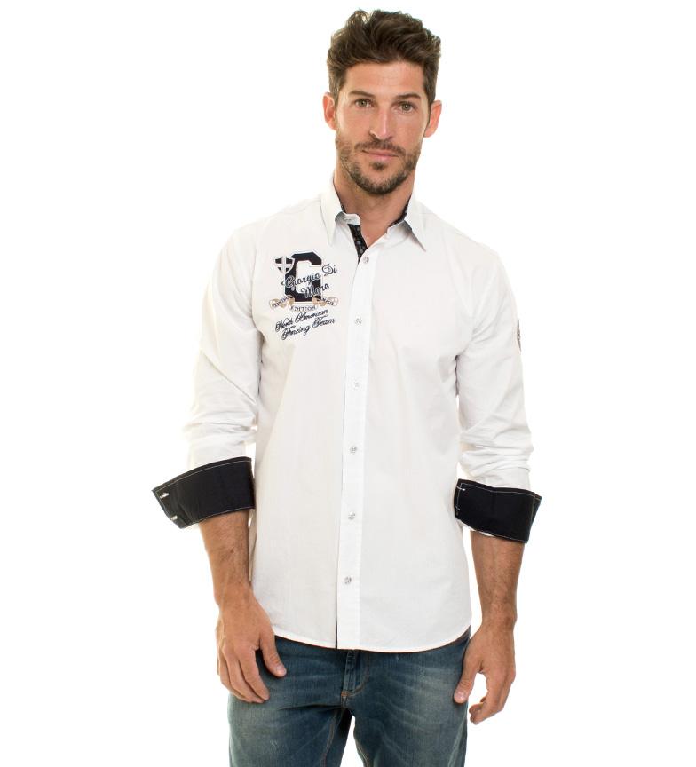 Giorgio Di Mare Camisa Princeton blanco