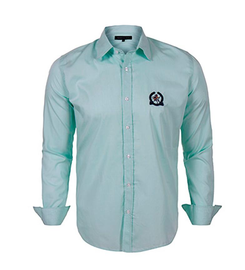 Comprar Giorgio Di Mare Ribon Green Shirt