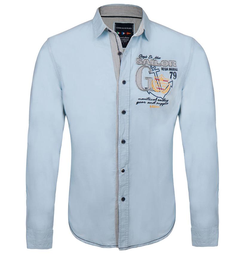 Comprar Giorgio Di Mare Sailor 79 shirt celeste