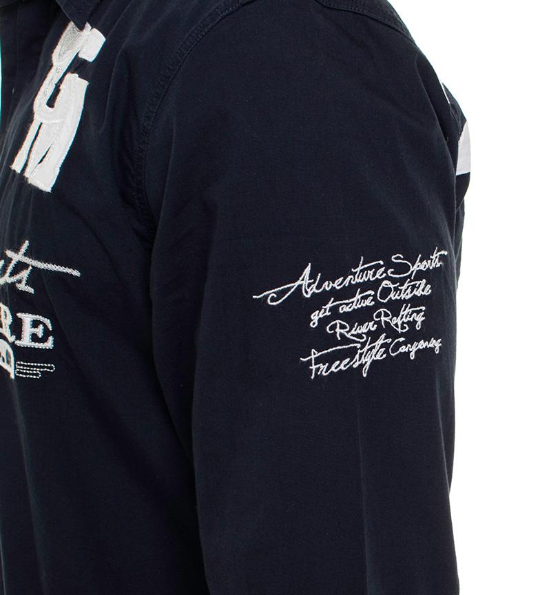Giorgio Di Mare Camisa Sports marino