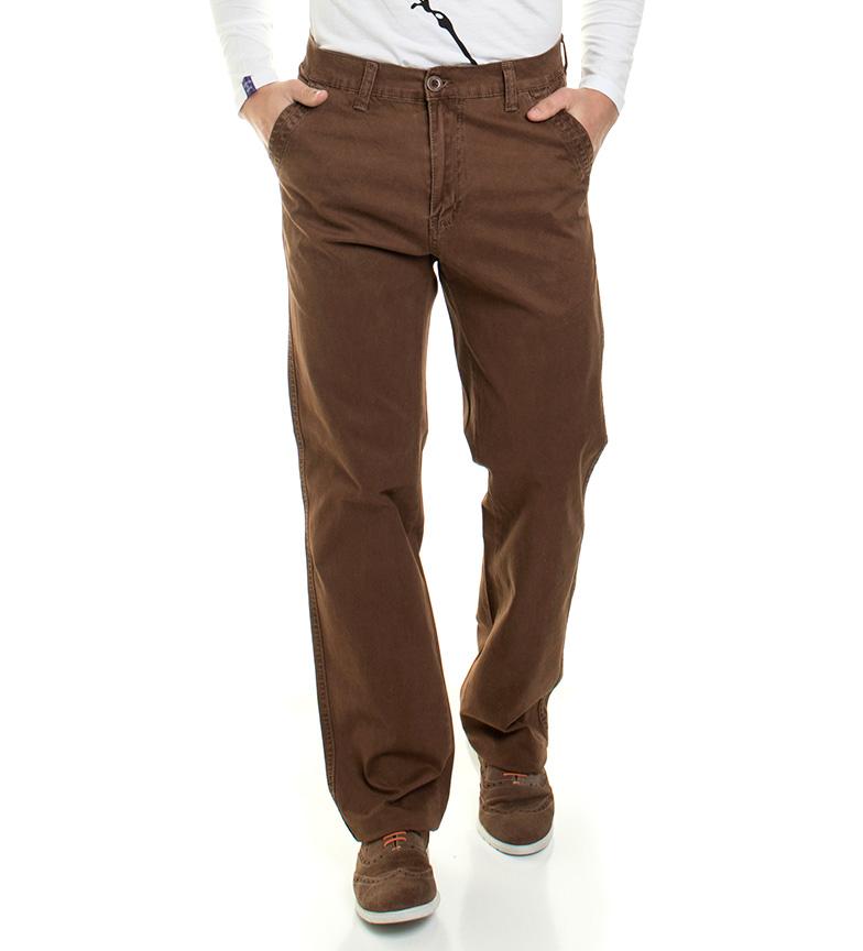 Comprar Giorgio Di Mare Pantaloni marroni Art