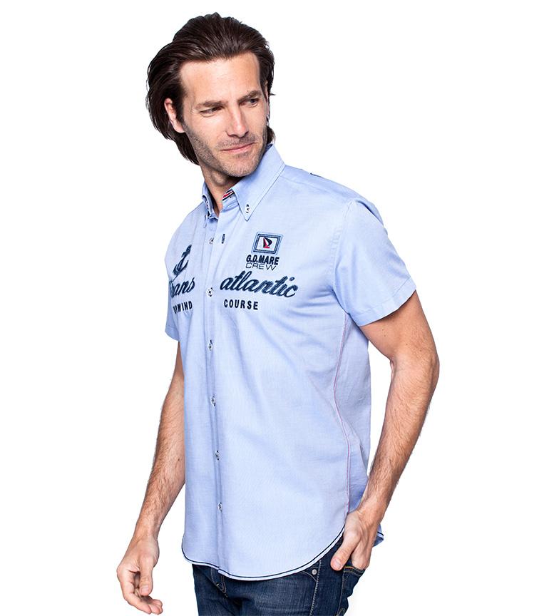 Giorgio Di Taste Azul Camisa Mare srtQdhBoxC