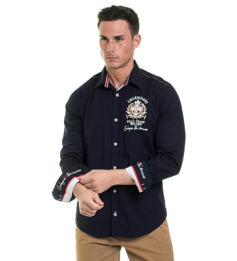 Comprar Giorgio Di Mare Camisa Trophy marino