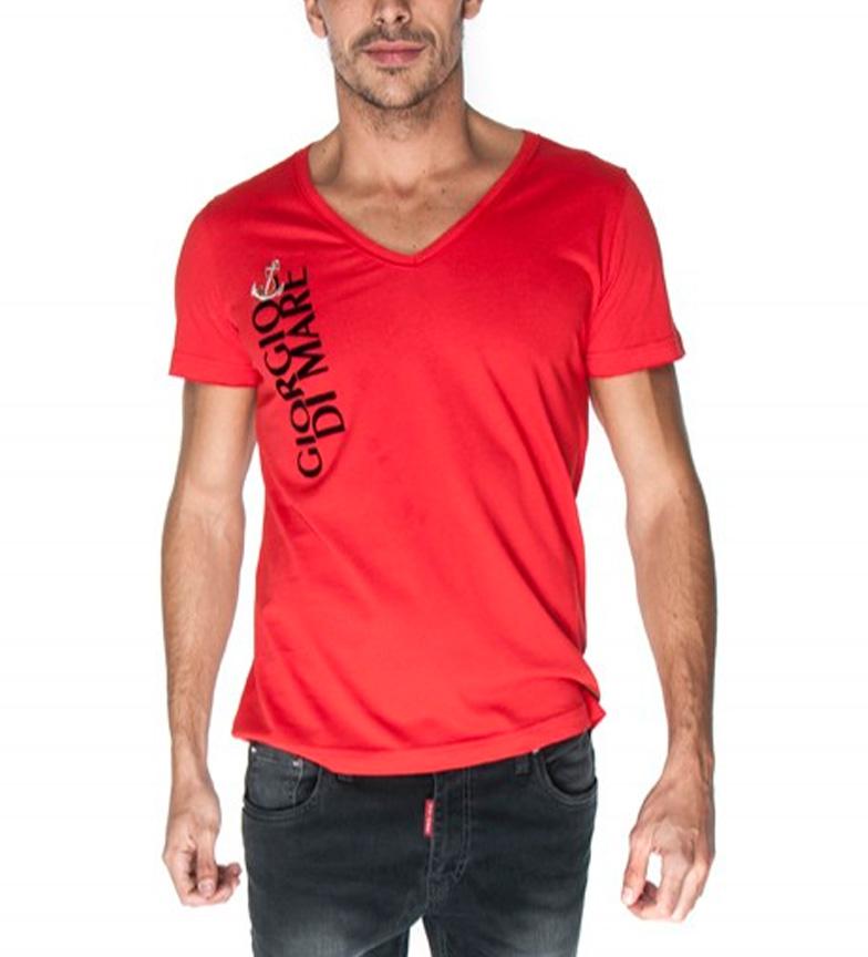 Sea Kyst Camiseta Blanco Giorgio stor rabatt billig salg nyte utløp Eastbay salg største leverandøren rabatt største leverandøren vJx0XAfOY