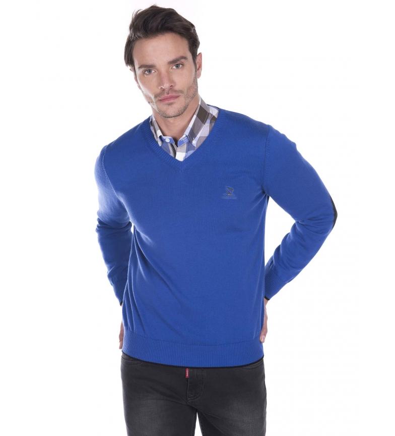 Comprar Giorgio Di Mare Jersey vem azul