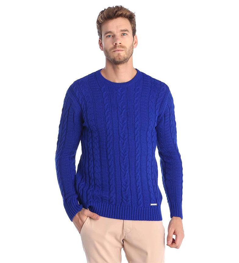 Comprar Giorgio Di Mare Jersey Sisco azul