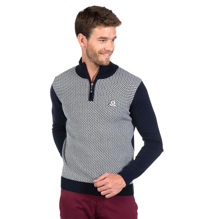 Comprar Giorgio Di Mare Navy Kiev sweater