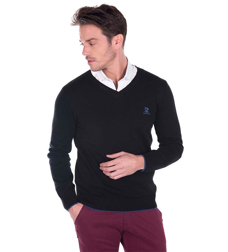 Comprar Giorgio Di Mare Marine Gas Cotton and silk sweater