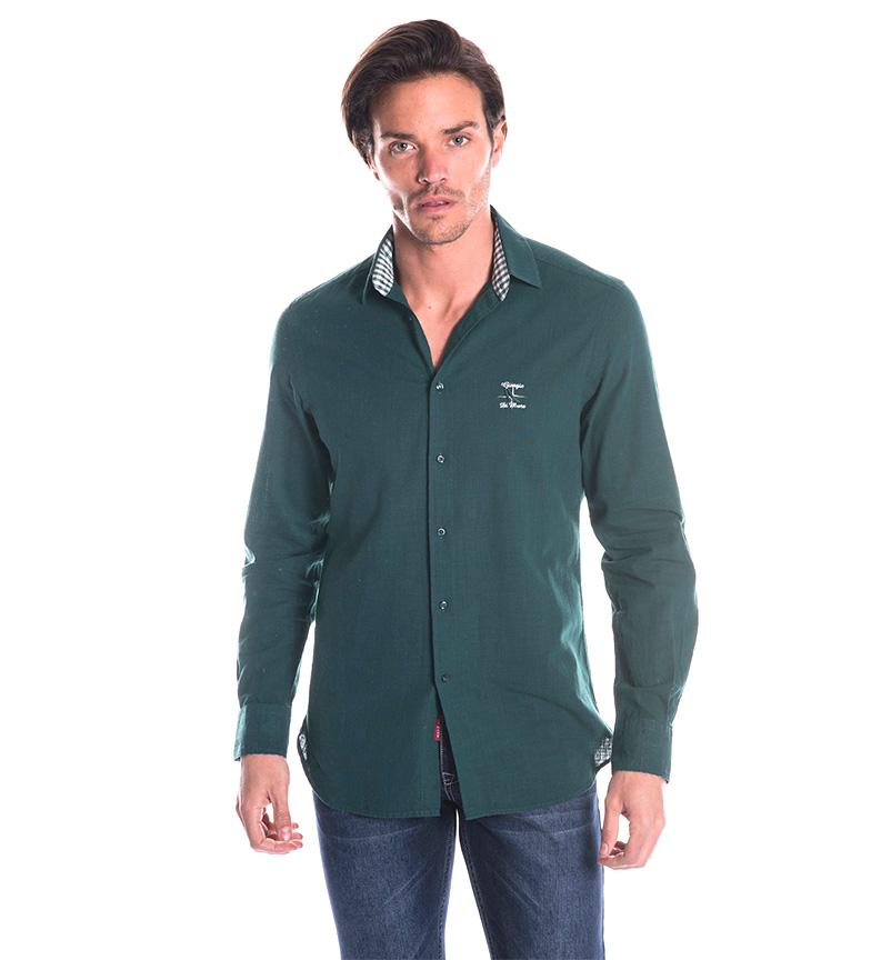 Comprar Giorgio Di Mare Bert green shirt