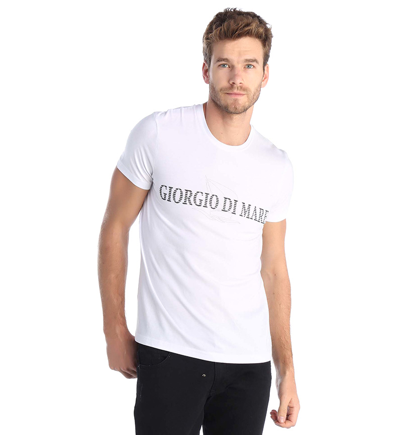 Comprar Giorgio Di Mare Moore T-shirt white