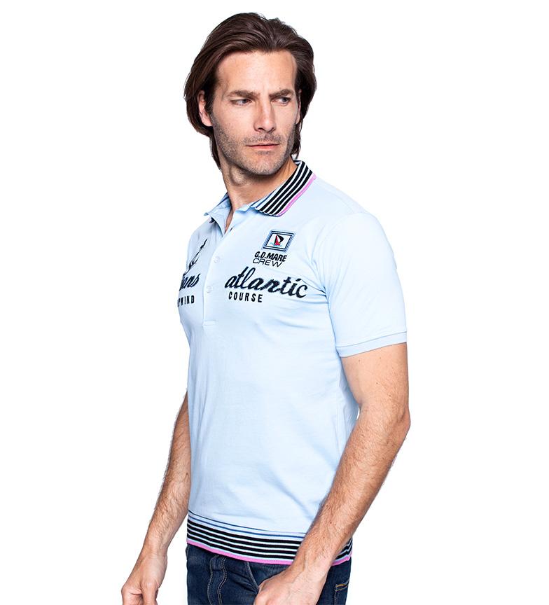Giorgio Di Mare Polo Crew azul