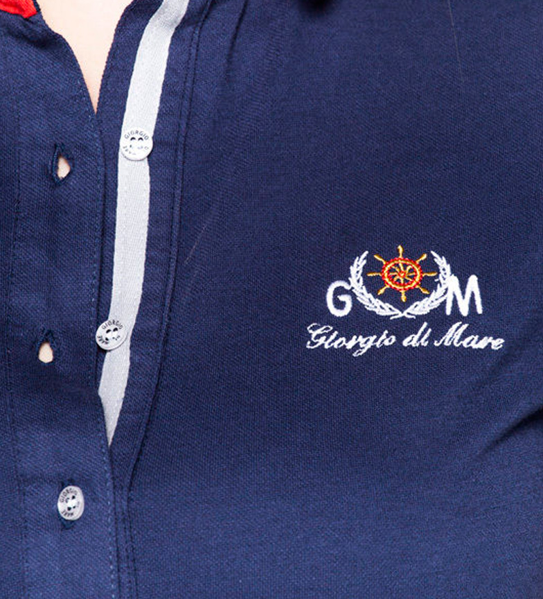 butikk salg rabatt fasjonable Sea Navy Polo George Gam kjøpe ekte online stikkontakt ngSHZN3m1