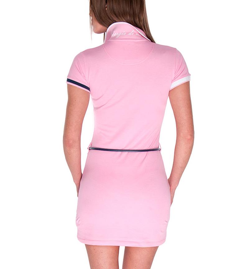 Giorgio Di Mare Vestido 4/7 rosa