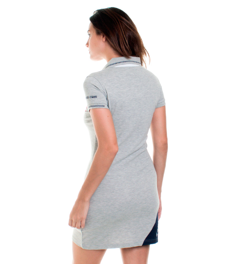 online shopping Sea Vestido Gris Nolita George ebay billig online kjøpe billig utmerket kjøpe billig sneakernews QaVeD4wUv