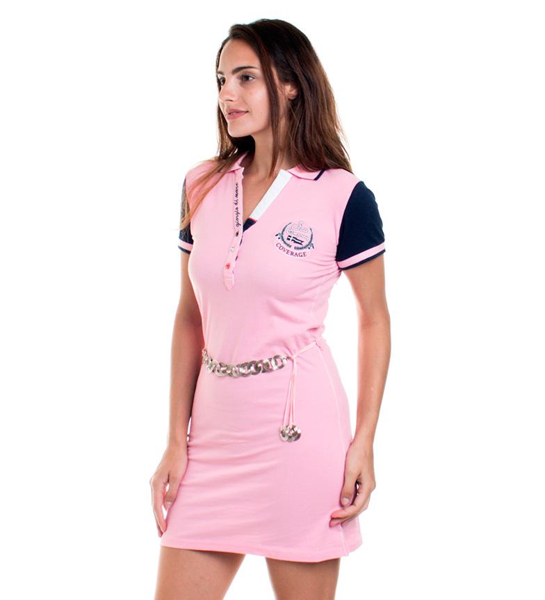 Sea George Vestido Rosa Placi billigste QiDYBHxvi0