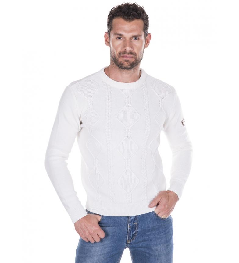 Comprar Giorgio Di Mare Pull Perk blanc