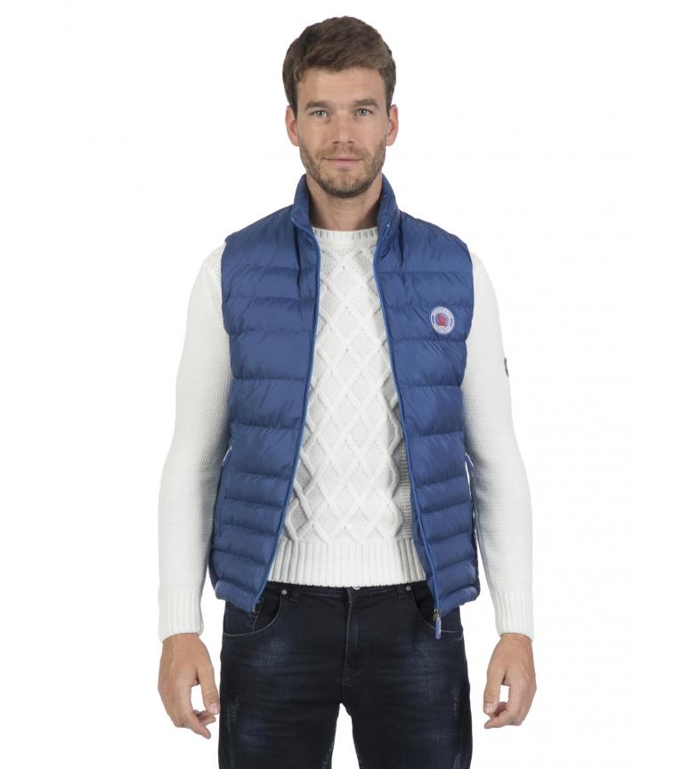 Comprar Giorgio Di Mare Kenzie vest blue