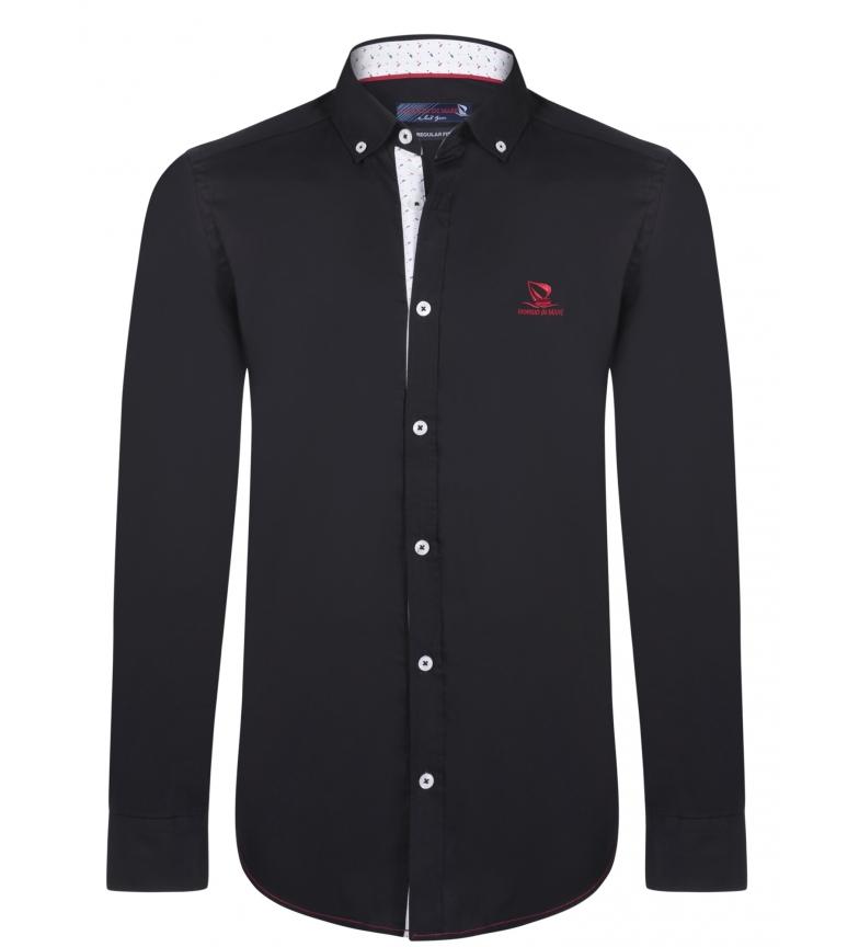 Mare Giorgio Negro Jimmy Camisa Di cJF1lK