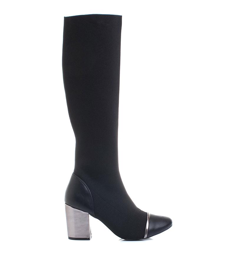 Comprar Gioseppo Botas 56685 negro -Altura tacón 8 cm-