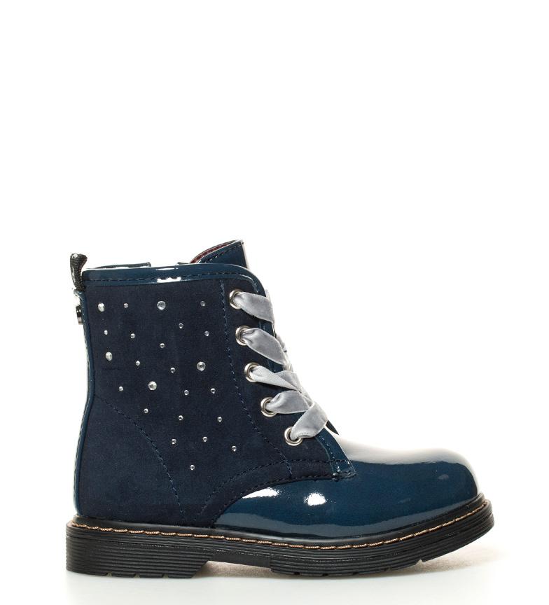 Gioseppo - Bottes Bleues Irla u73oe5l4